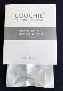 M8 Goochie Permanent Make-up - R1 Needle