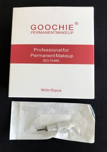 M8 Goochie Permanent Make-up - R3 Needle