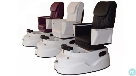 Pedicure Chairs Part of Salon Furniture